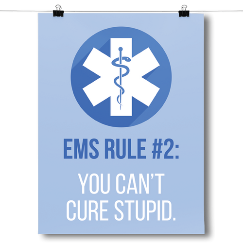 EMS Emergency Medical Services Rule #2