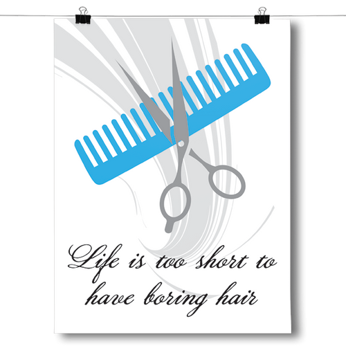 Hairstylist - Life Is Too Short