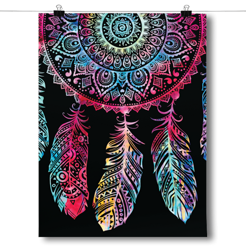 Colorful Dreamcatcher Spiritual