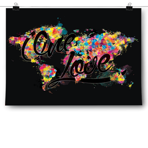 One Love World Map