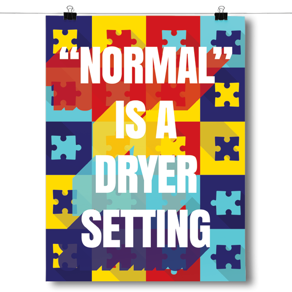 Normal is a dryer Setting