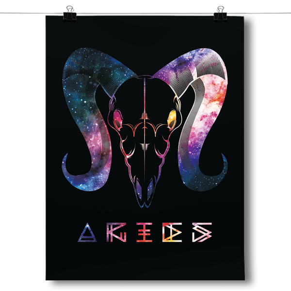 Cosmic Zodiac - Aries