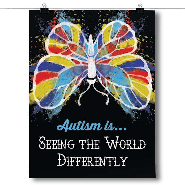 Autism is Seeing the World Differently