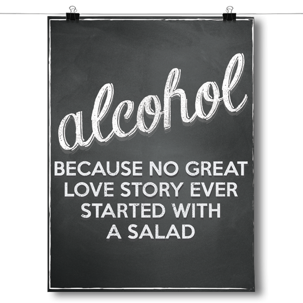 Alcohol - Great Love Story