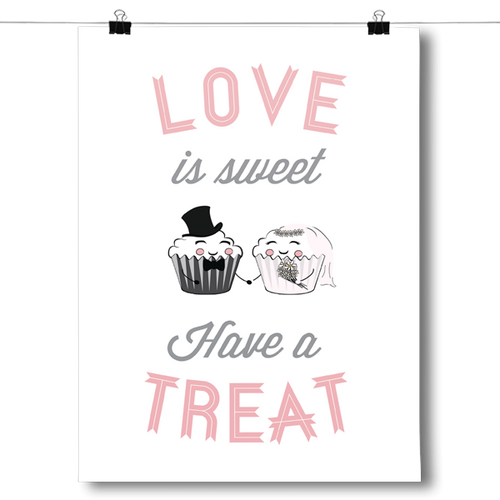 Love Is Sweet, Have A Treat