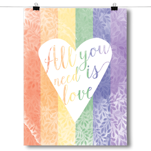 All You Need Is Love - LGBT