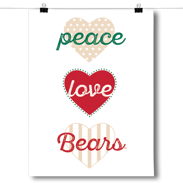 Peace, Love, Bears (Washington University, St. Louis) - NCAA