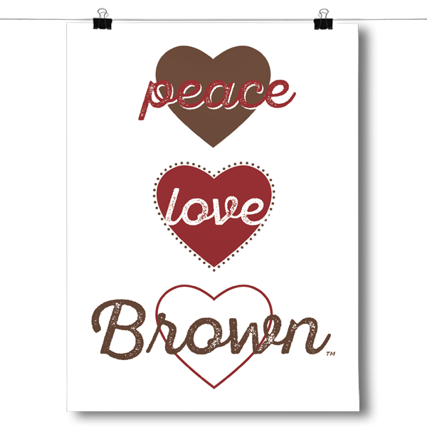 Peace, Love, Brown - NCAA