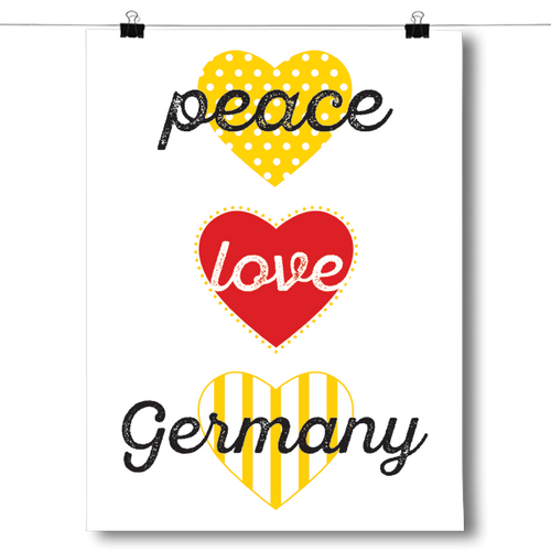 Peace, Love, Germany