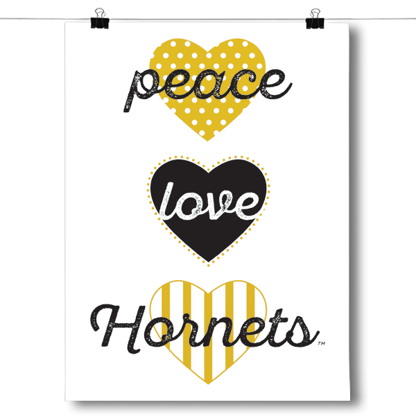 Peace, Love, Hornets (Alabama State) - NCAA