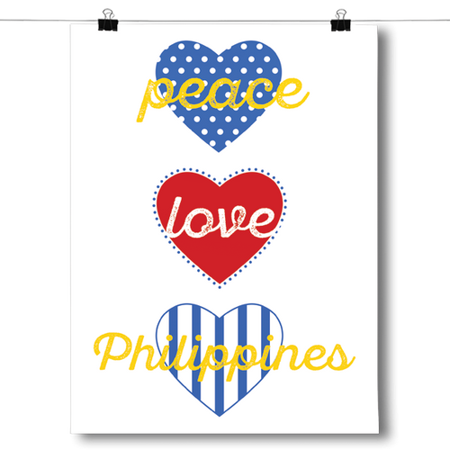Peace, Love, Philippines