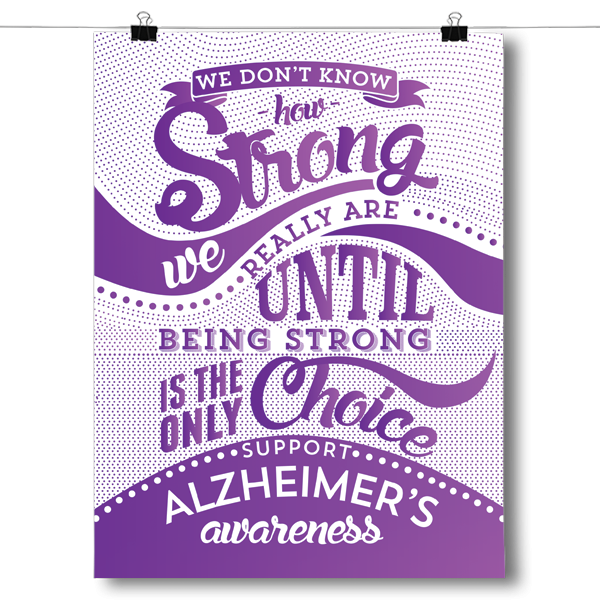 Alzheimer's Disease - How Strong