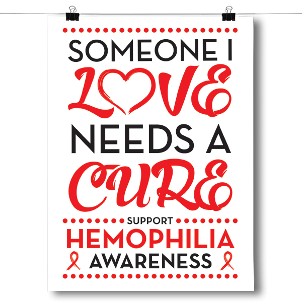 Hemophilia - Someone I Love