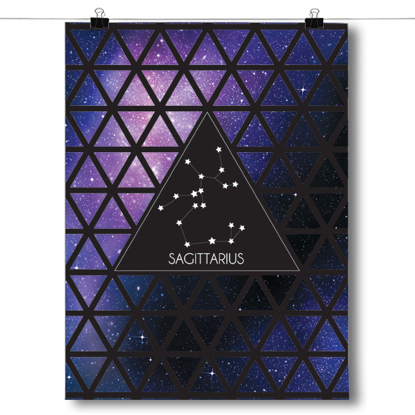 Zodiac Constellation - Sagittarius