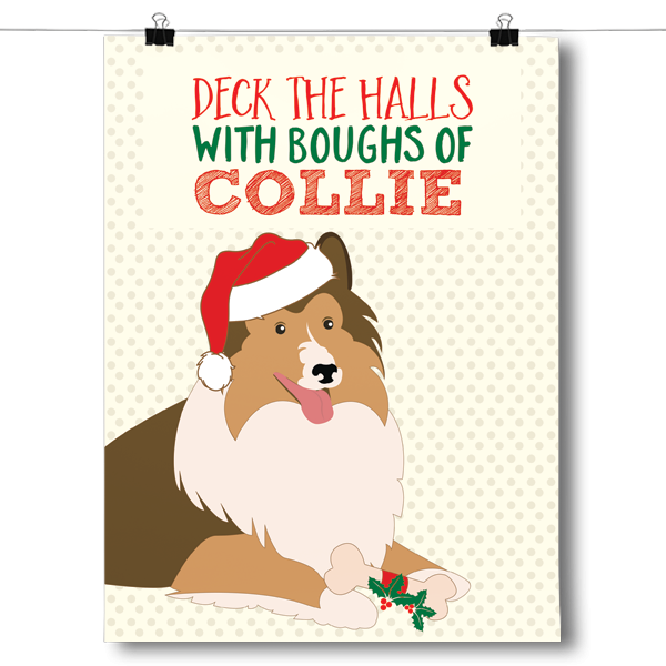 Boughs of Collie - Christmas