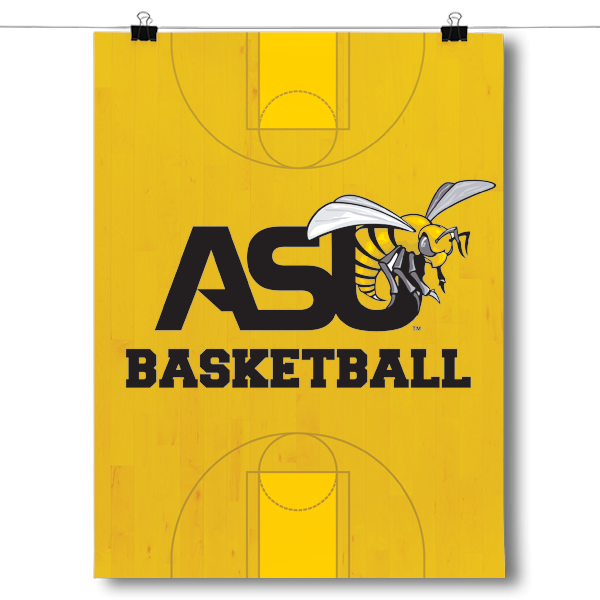 ASU Hornets - Basketball Court