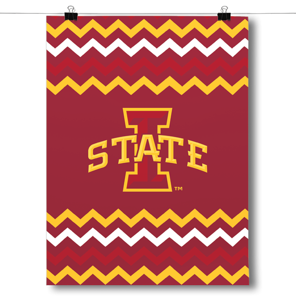 Iowa State Cyclones - Chevron