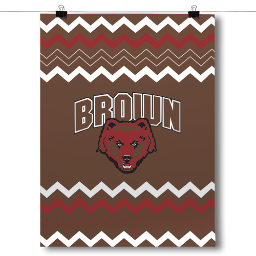 Brown University Bears - Chevron