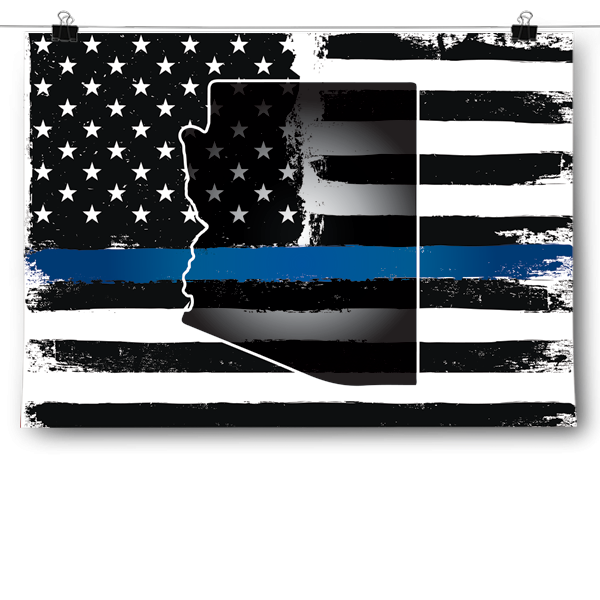 Thin Blue Line - Arizona