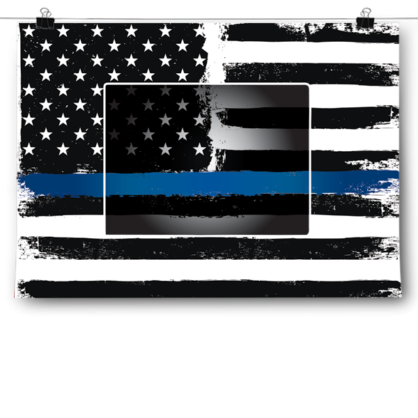 Thin Blue Line - Colorado