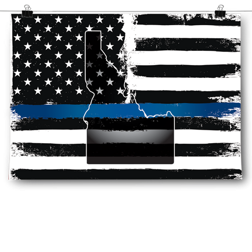 Thin Blue Line - Idaho