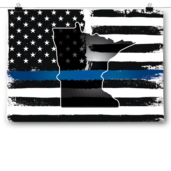 Thin Blue Line - Minnesota