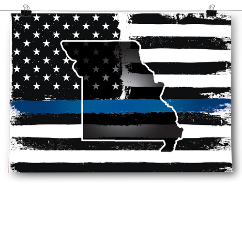 Thin Blue Line - Missouri