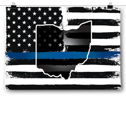 Thin Blue Line - Ohio