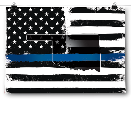 Thin Blue Line - Oklahoma