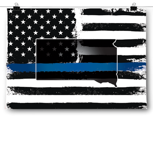 Thin Blue Line - South Dakota