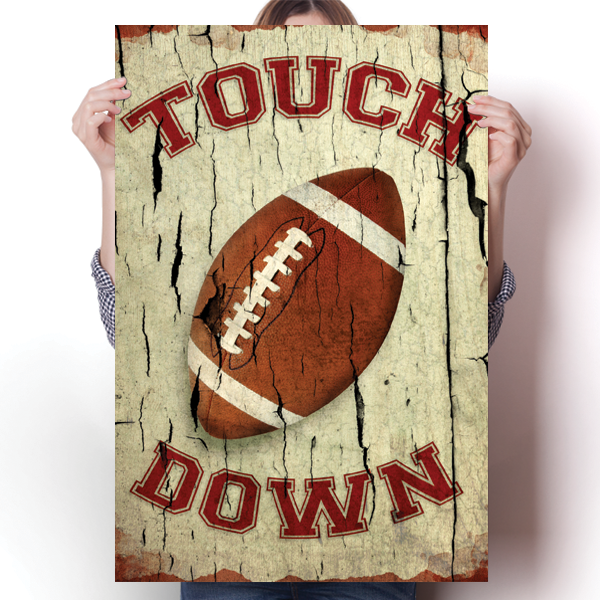 Touch Down! Football