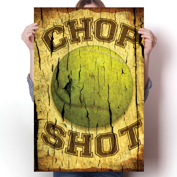 Chop Shot - Tennis