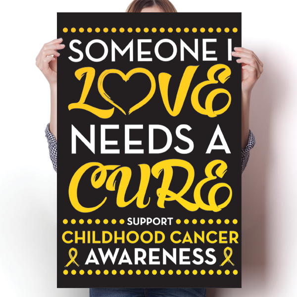 Childhood Cancer - Someone I Love