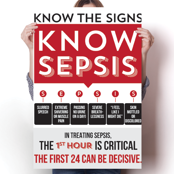 Know The Signs - Know Sepsis