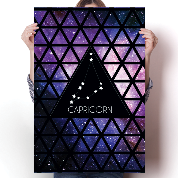 Zodiac Constellation - Capricorn