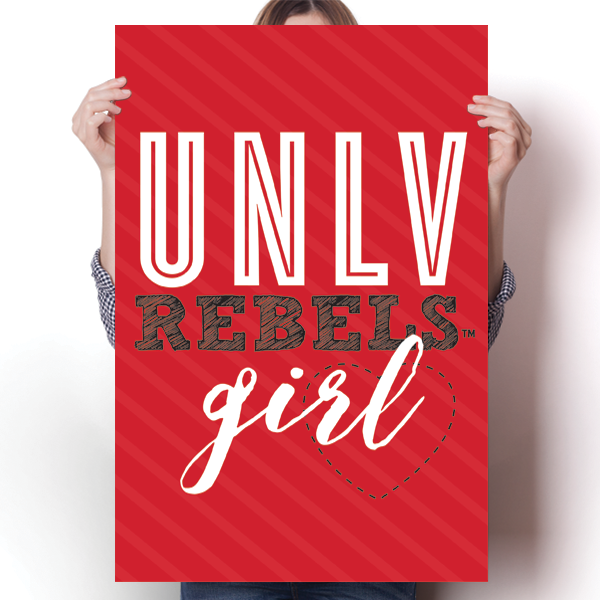 UNLV Rebels Girl