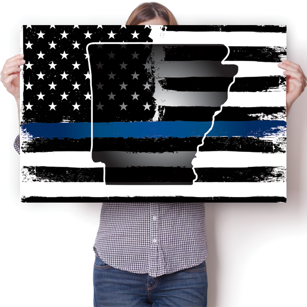 Thin Blue Line - Arkansas