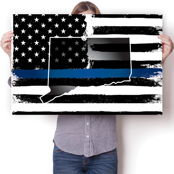 Thin Blue Line - Connecticut