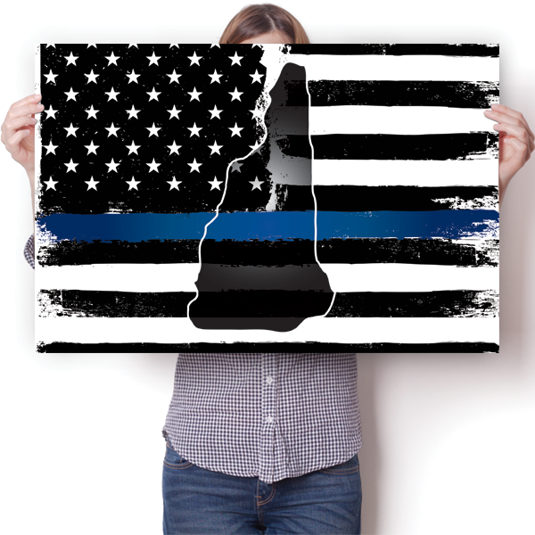 Thin Blue Line - New Hampshire