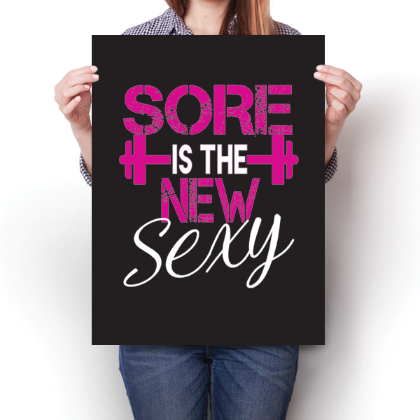 Sore is the New Sexy