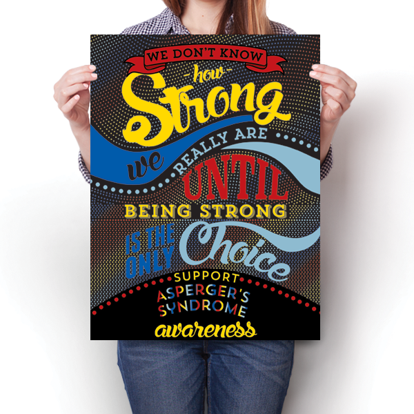 How Strong - Asperger's Syndrome Awareness