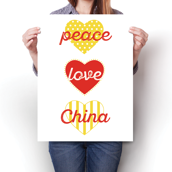 Peace, Love, China