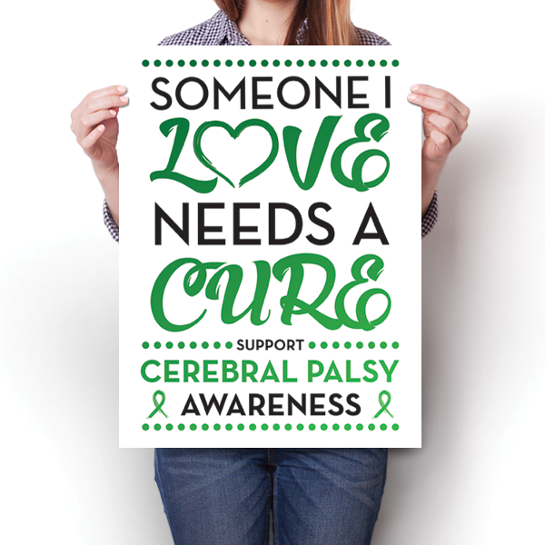 Cerebral Palsy - Someone I Love