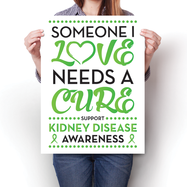 Kidney Disease - Someone I Love