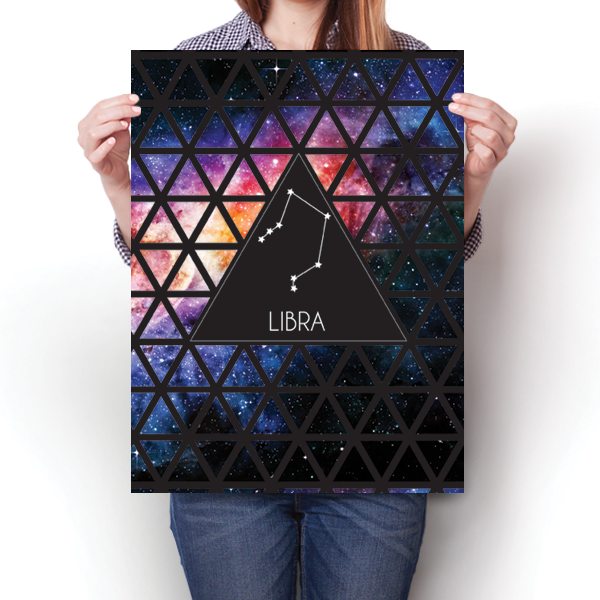 Zodiac Constellation - Libra