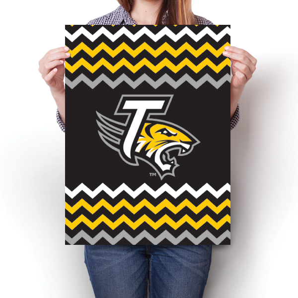 Towson University Tigers - Chevron