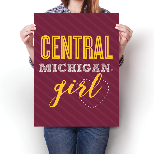 Central MIchigan Girl