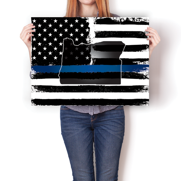Thin Blue Line - Oregon