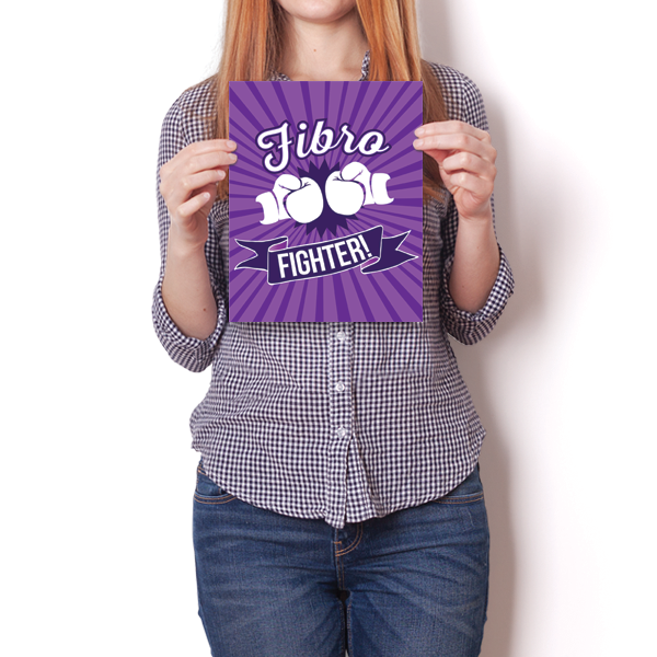Fibro Fighter Fibromyalgia Awareness