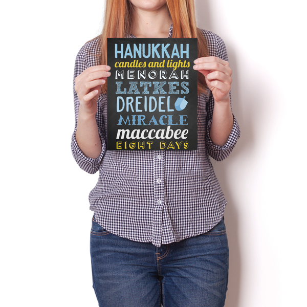 Hanukkah Words